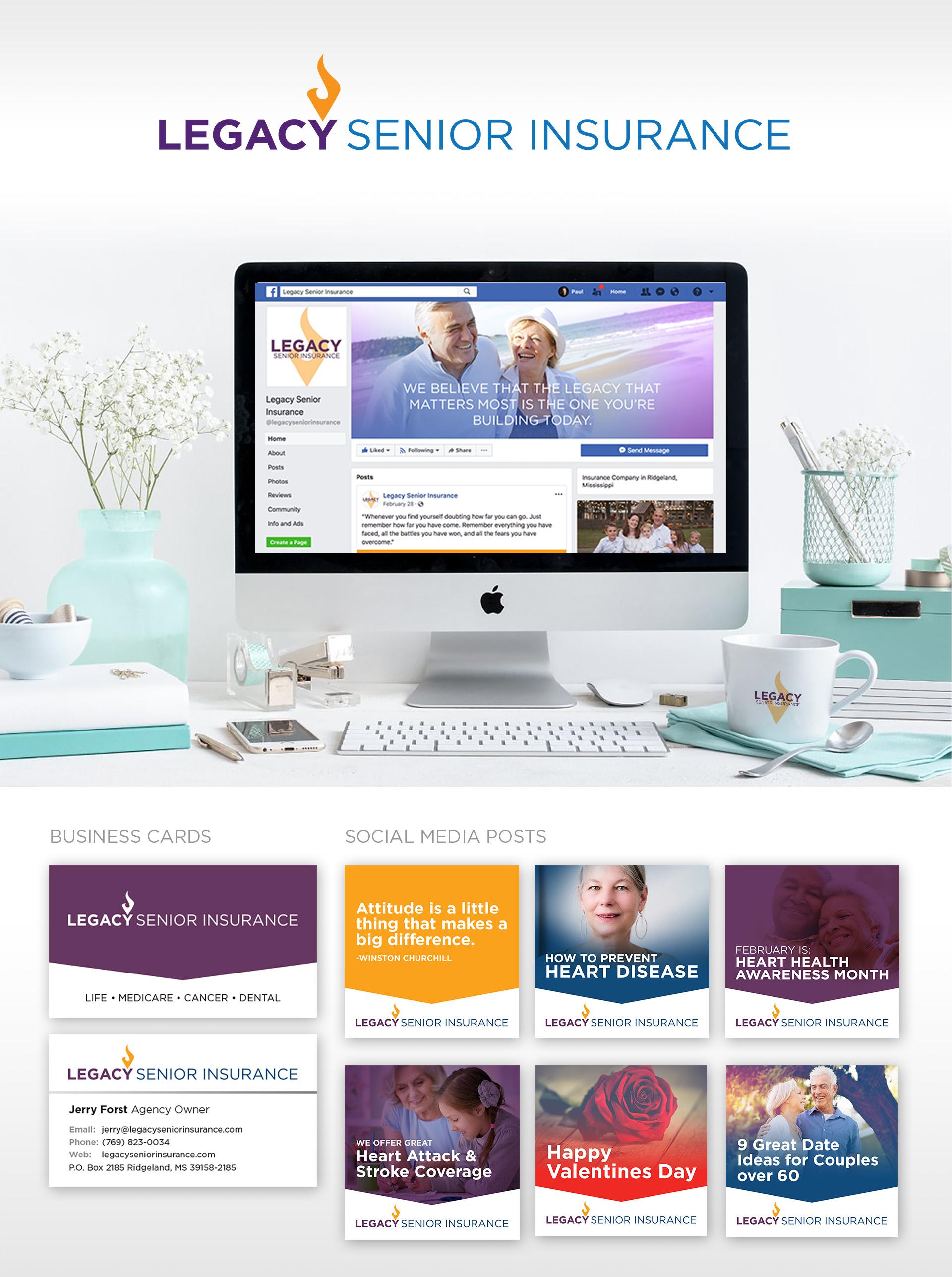 Branding-LEGACY-senior-insurance-logo-website