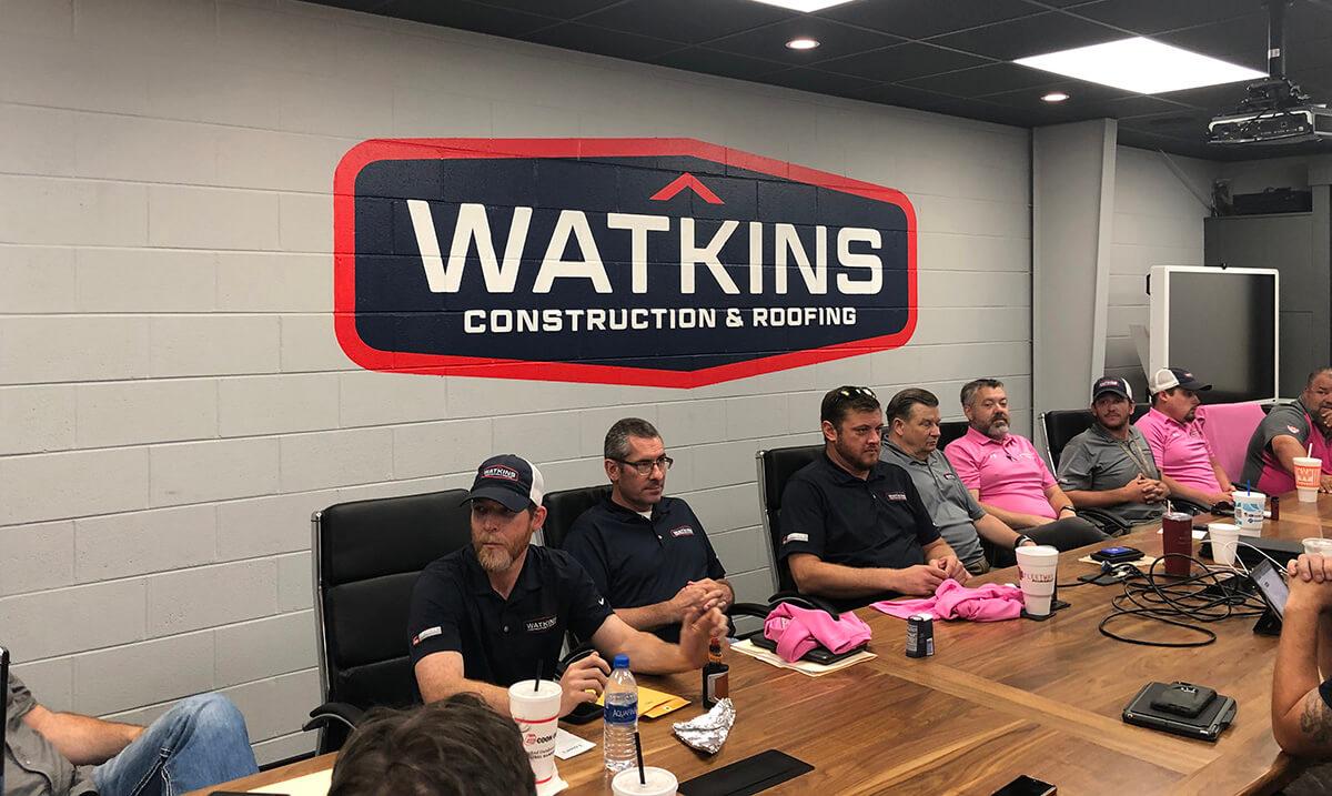 logo-design-watkins-construction-conference-room